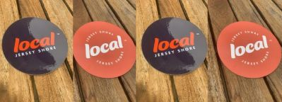 Jersey Shore Local Decals are back in stock!