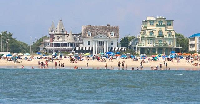 Jersey Shore Oceanfront Restaurants