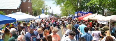 What's Happening in Downtown Toms River this May: A Chili Cook Off and One Stop Shopping