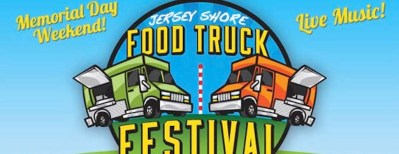 This Week at Monmouth Park: Jersey Shore Food Truck Festival