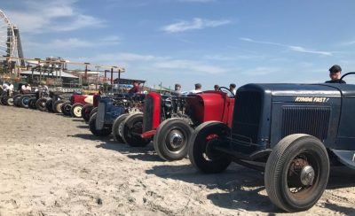 The Race of Gentlemen Brings Back Roadsters and Motorcycles to the Shores of Wildwood Beach for 2019