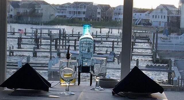 jersey shore outdoor dining