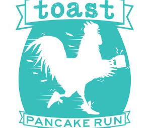 run for pancakes