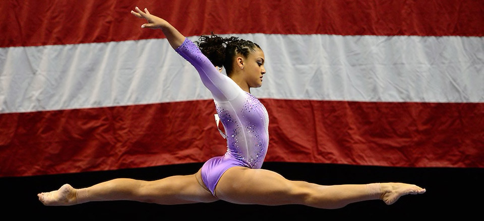See Olympic Gold Medalist Laurie Hernandez at iPlay America on October 15th!