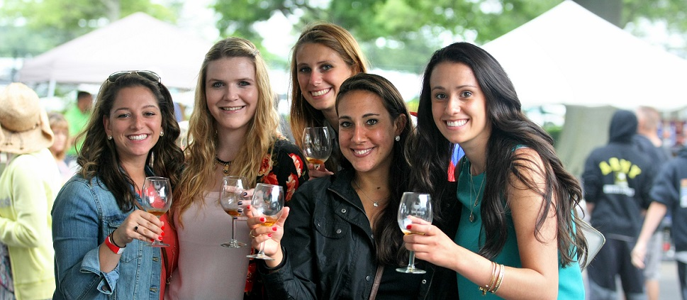 This Week at Monmouth Park: The 2018 Wine & Chocolate Festival!