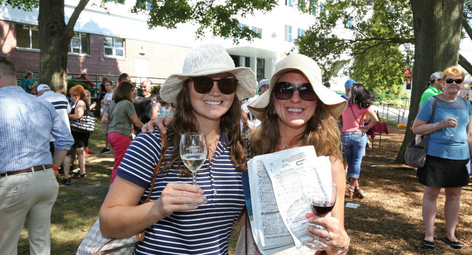 This Week at Monmouth Park: Italian Festival & Wine Tasting