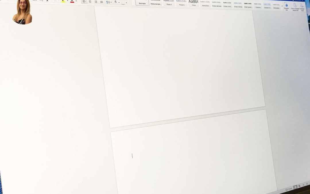 """Come creare una nuova pagina Word senza premere """"Invio"""" più volte"""