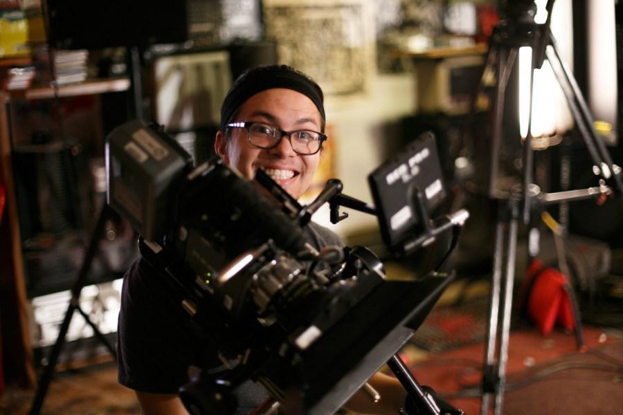 Director of Photography Matt Scott