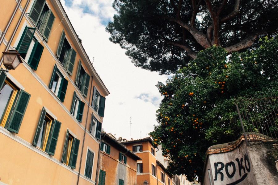 Rome, Italy by Jessie Lau
