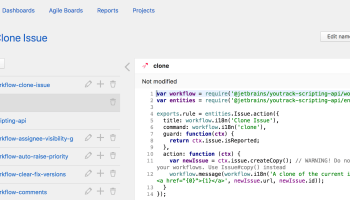 State of YouTrack Workflow APIs | YouTrack Blog