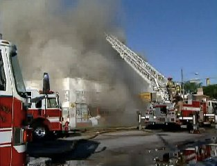Lincolnway Foods burns