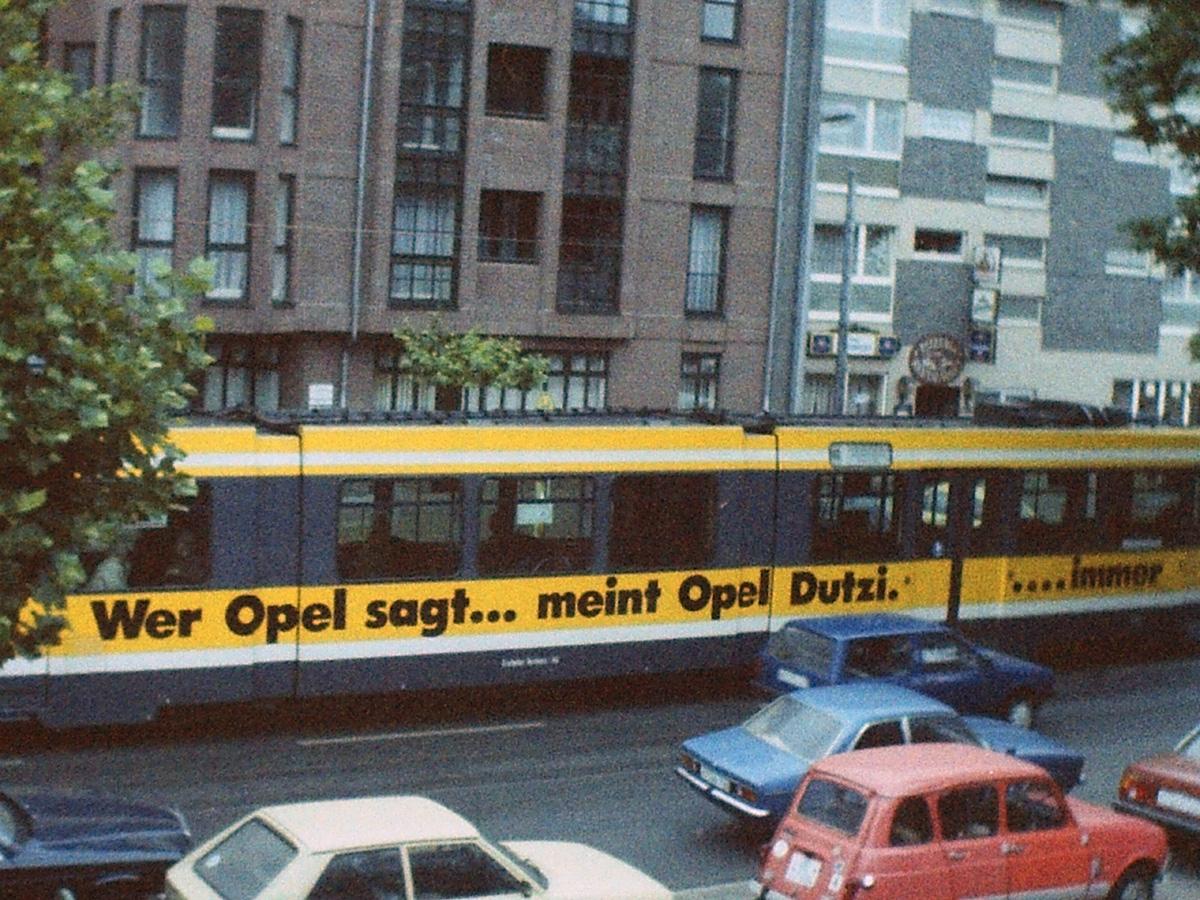 Krefeld streetcar