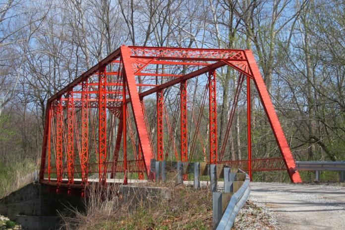 1892 O'Neal Bridge, Boone County, Indiana