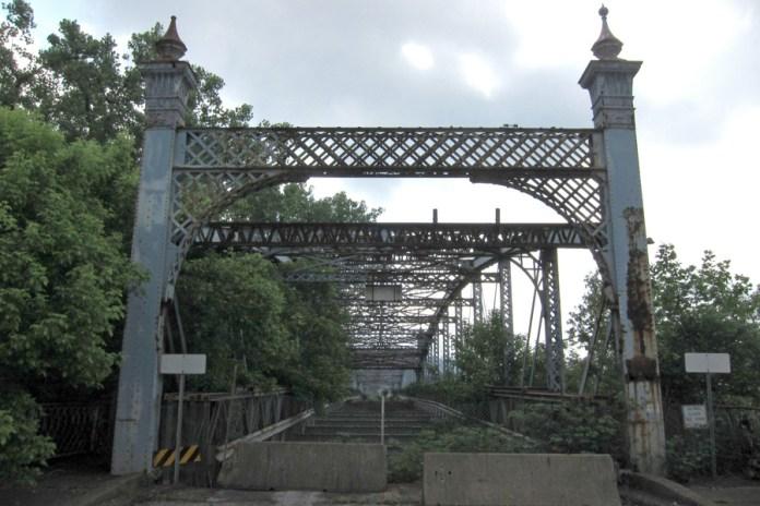 1893 Bridgeport Bridge, Ohio County, West Virginia, and Belmont County, Ohio