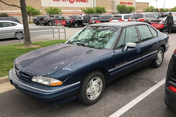 1992-95 Pontiac Bonneville
