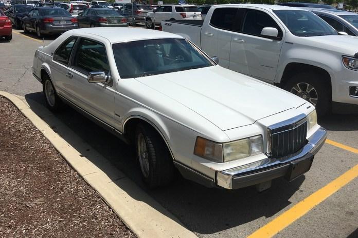 1984-92 Lincoln Mark VII