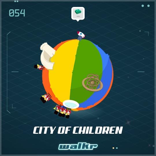 No.054 City of Children