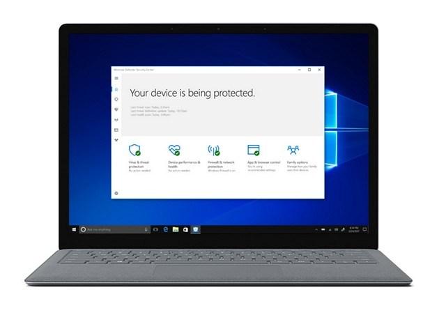 Windows 10 S vs Windows 10 Security