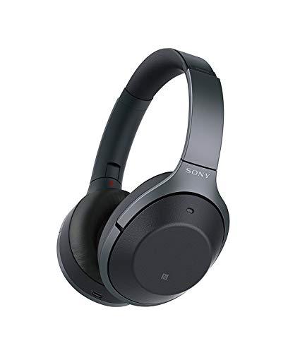 Sony WH-1000XM2/B Wireless Bluetooth Headphone