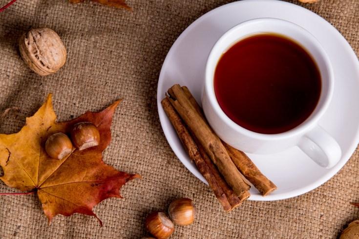 list of herbal teas
