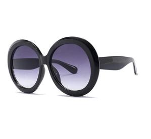 YaMiFan New Round Sunglasses