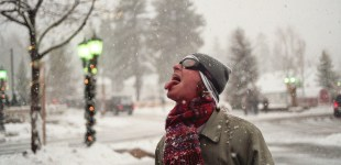 Catching Snow on Your Tongue
