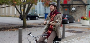 Rochester Tweed Ride 2010 Video