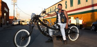 Art Ramirez's Bicycle Creations