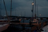 Abend in Skanör