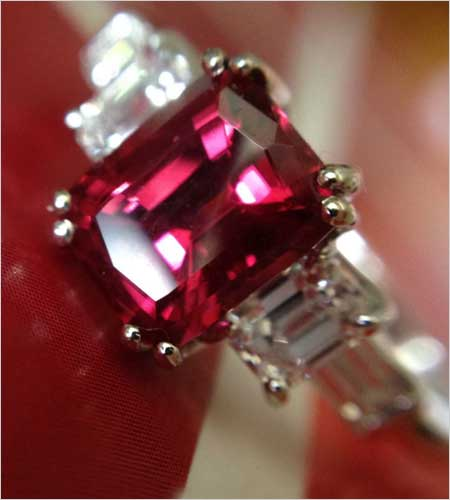 Red Spinels (Source: thegemstoneproject.com)
