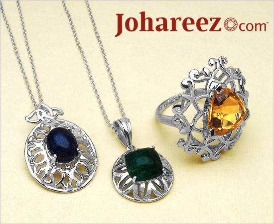Stunning Silver Jewellery