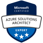 Azure Solutions Architect Badge