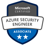 Azure Security Engineer Associate Badge