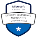 Security, Compliance, and Identity Fundamentals Badge