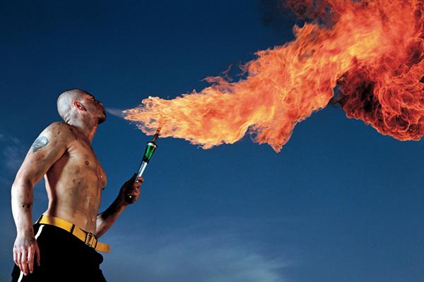 fireblower by john hicks
