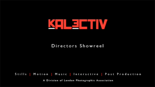 Kalectiv Directors ShowReel