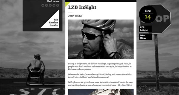LZB InSight John Hicks InterView