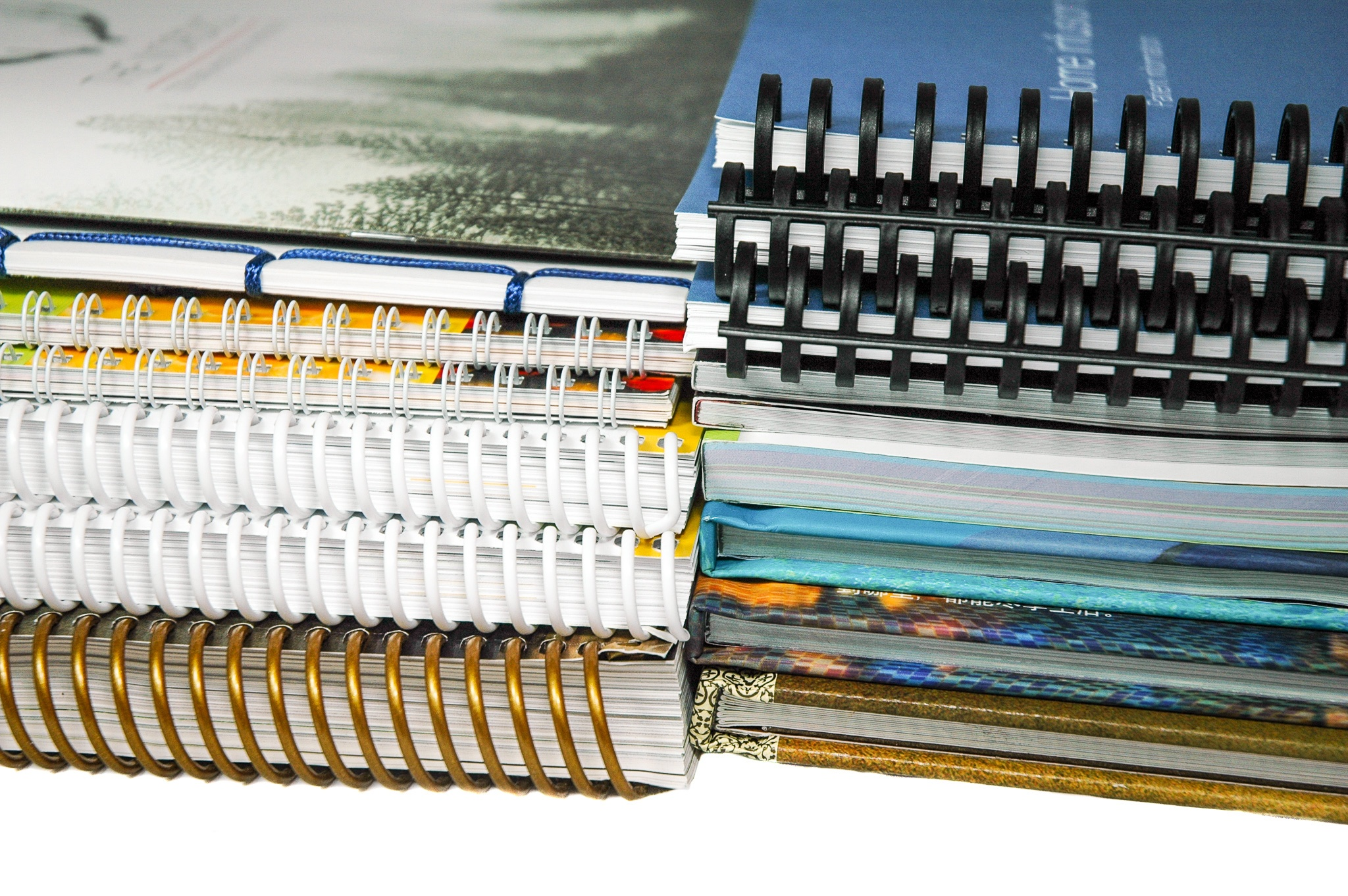 A Print Buyer S Guide To Binding Techniques