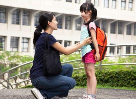 Nova escola, para você e seu filho