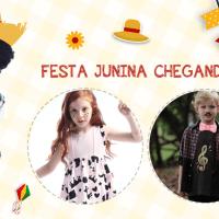Festa Junina: dicas de look para crianças
