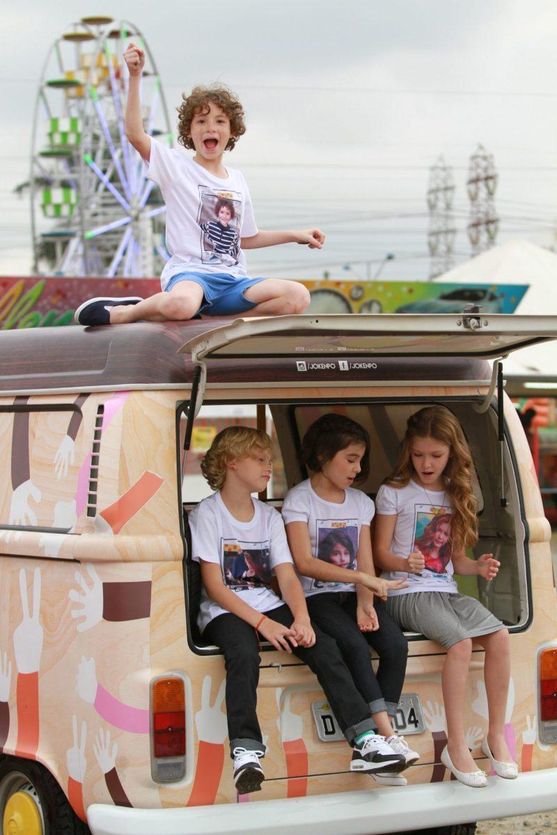 Guia de viagem com crianças