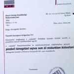 Lakatfal Pécs: az EKF levele