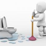 Duguláselhárítás | Egy szimbolikus kép a duguláselhárításról