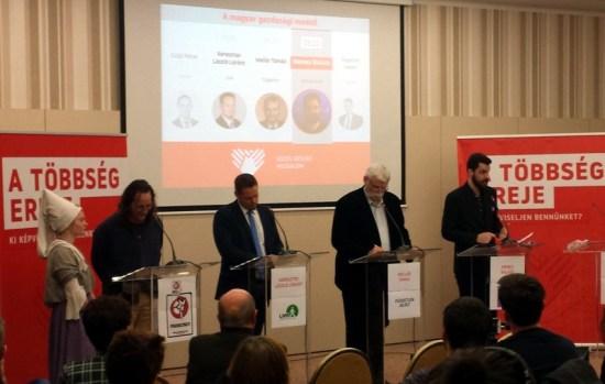 Pécsi képviselő jelöltek