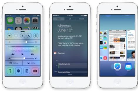 iOS 7 - Design