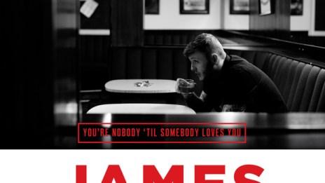 James Arthur - New Single Artwork