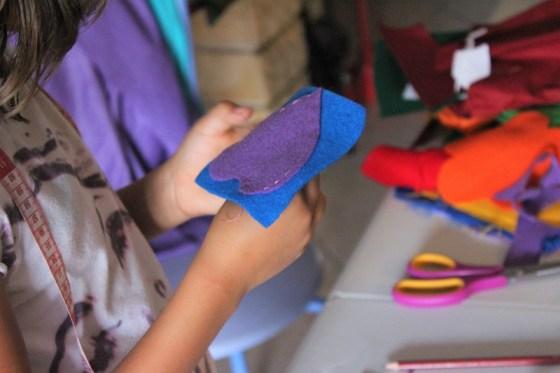 La couture avec des enfants: mes secrets de couturière