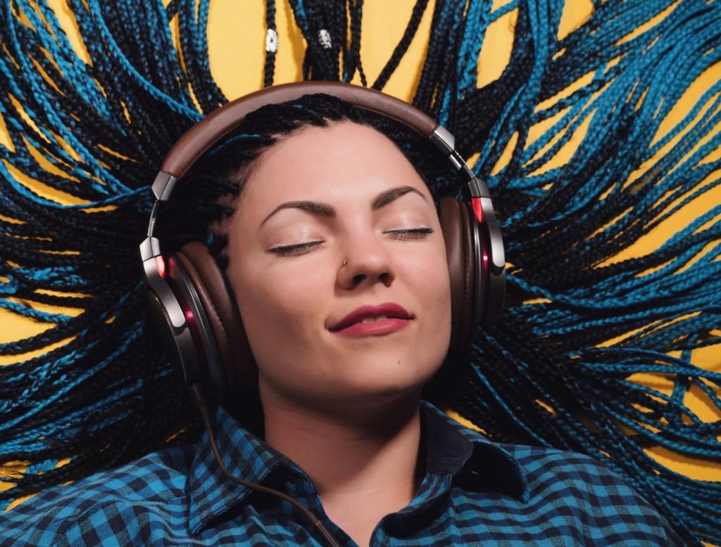 Music Helps in Sleeping