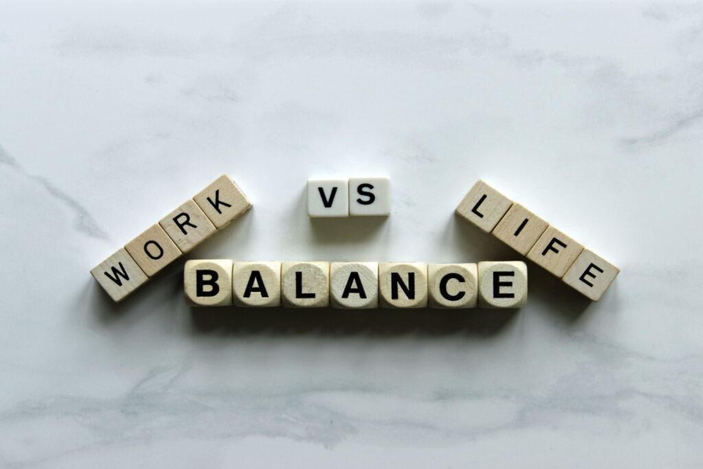 Work vs Life Balance
