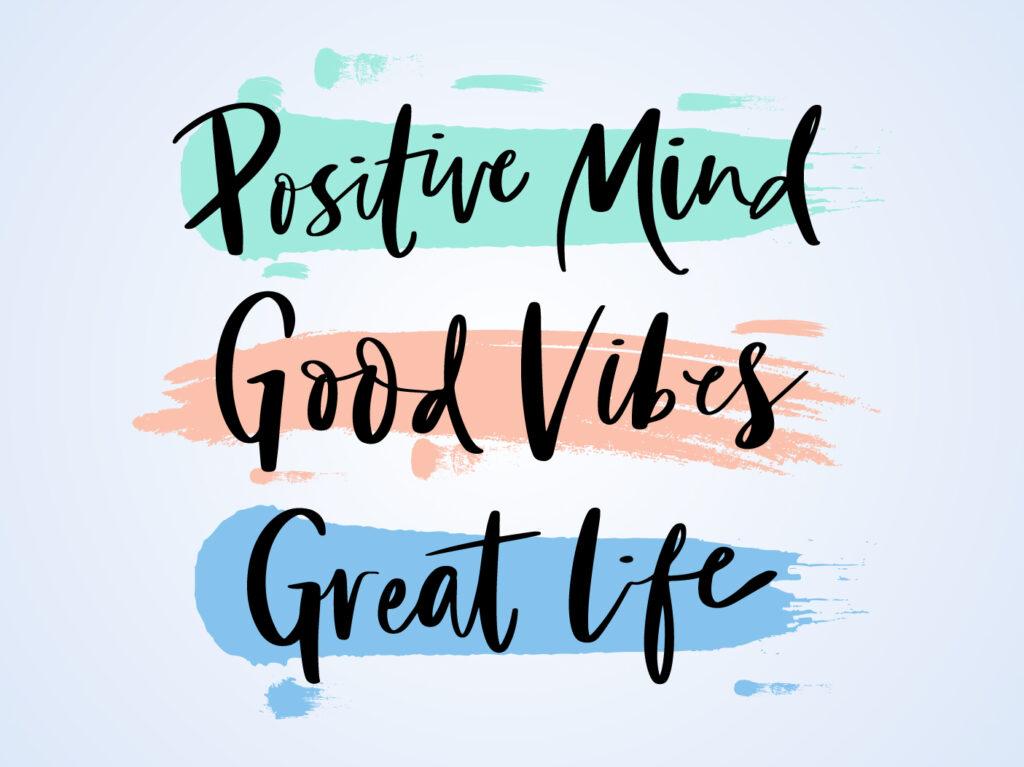 Mental Fitness Positivity